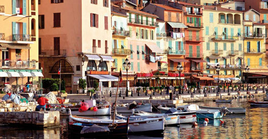 VILLEFRANCHE ALPES-MARITIMES FRANCE EUROPE