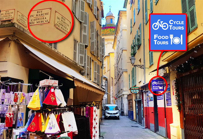 eBike the Riviera Tours and Bike Rentals 1 rue du Pontin Old Nice